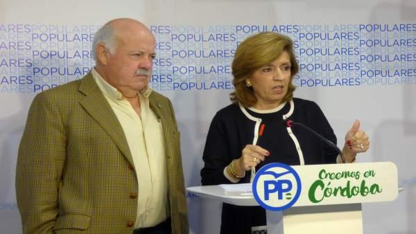 Jesús Aguirre y María Jesús Botella