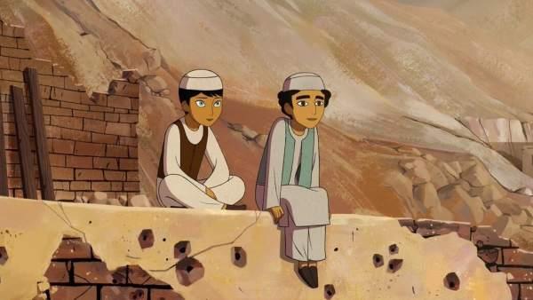 Fotograma de la película 'The Breadwinner'