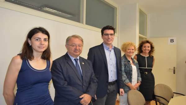 Grupo del PDeCAT en el Ayuntamiento de Lleida