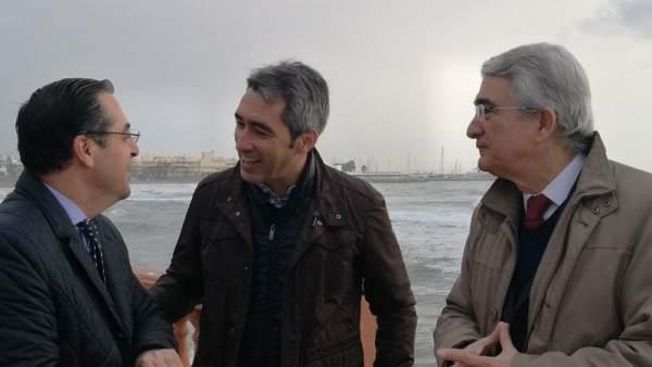 Briones, Navas y González. Playas de Benalmádena