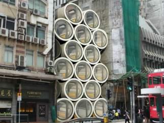 ¿Los apartamentos del futuro?