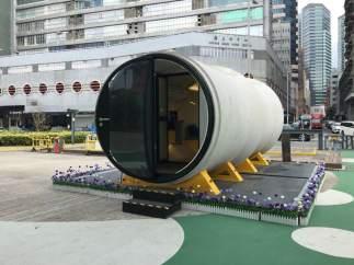 OPod Tube House