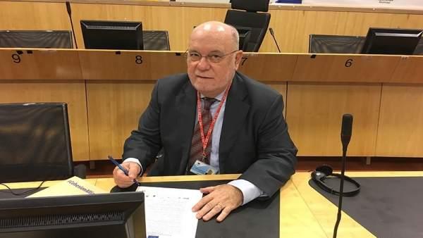 Sota firma la declaración del Comité de las Regiones