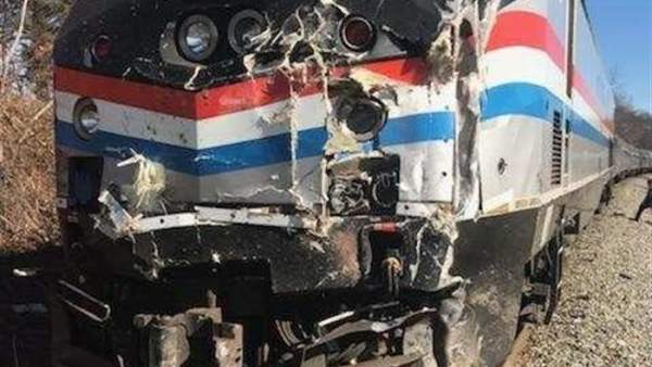 Accidente de tren en EE UU