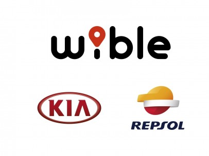 Logotipo de WiBLE