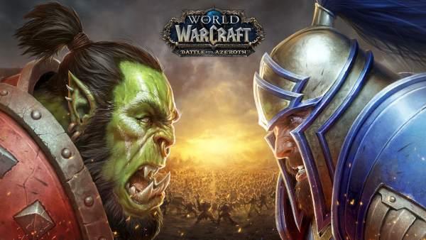 Vídeo Tráiler De World Of Warcraft Battle For Azeroth