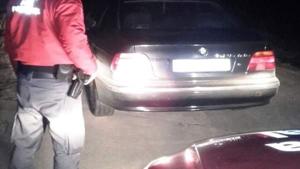 Imagen del vehículo.
