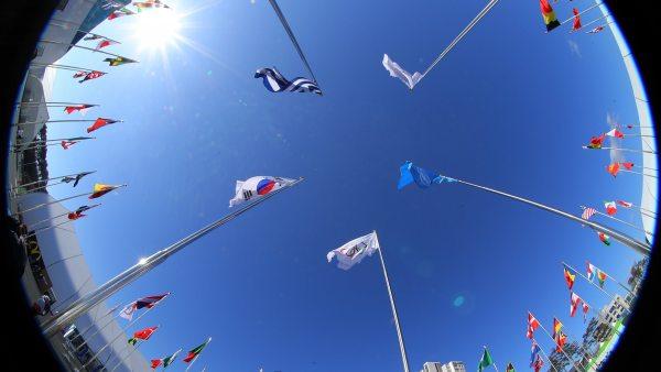 Participantes en PyeongChang 2018