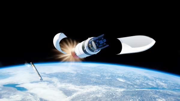 El cohete de la compañía aeroespacial ilicitana ARION 2
