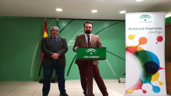Ruiz Araujo en rueda de prensa