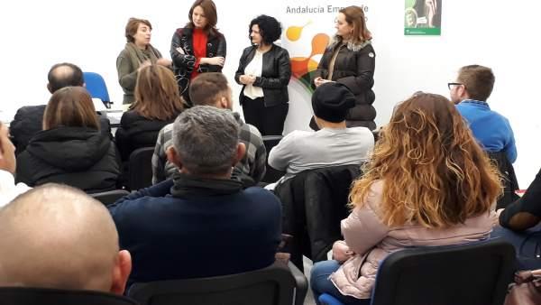 Sesión informativa sobre las ayudas a la creación de trabajo autónomo.
