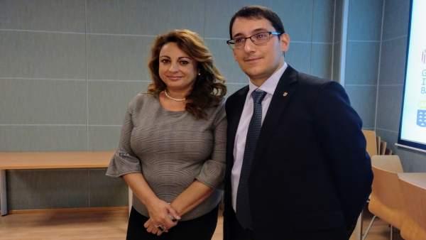 Cristina Válido, Iago Negueruela