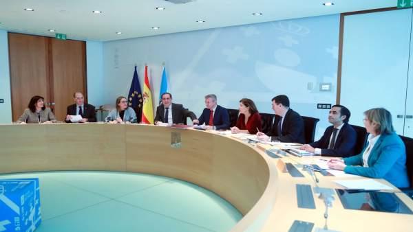 Consello de la Xunta del 2 de febrero de 2018
