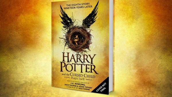 The Cursed Child, octavo libro de Harry Potter