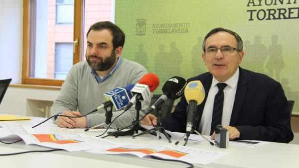 Fotos Rueda De Prensa Sobre Aumento Licencias Recuperación Económica