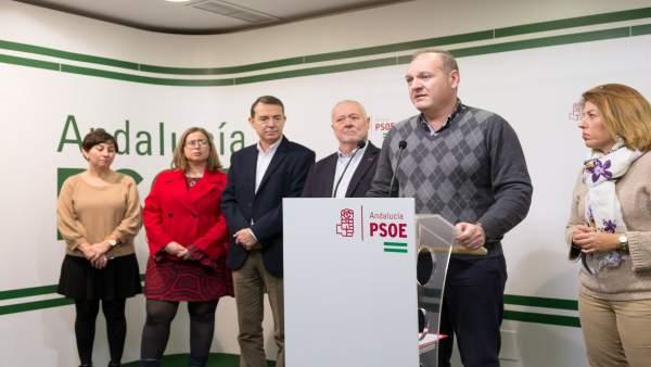 Psoe Almería. Nota, Foto Y Vídeos Rp Palomares