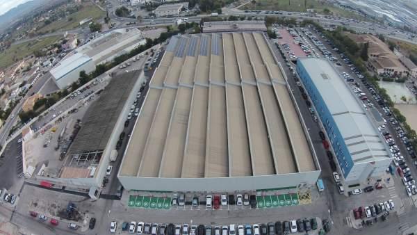 Instalación fotovoltaica de Son Pacs