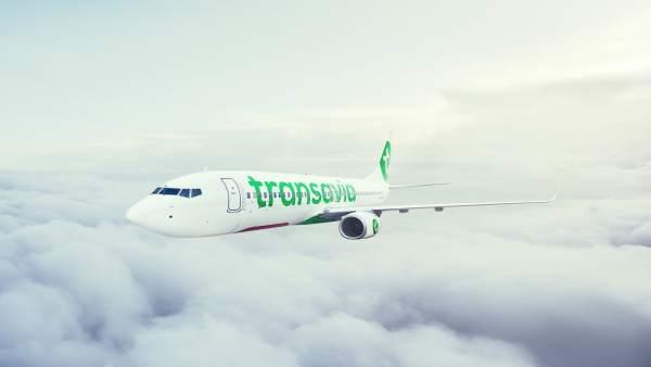 Imagen de Transavia, aerolínea de low cost de Air France