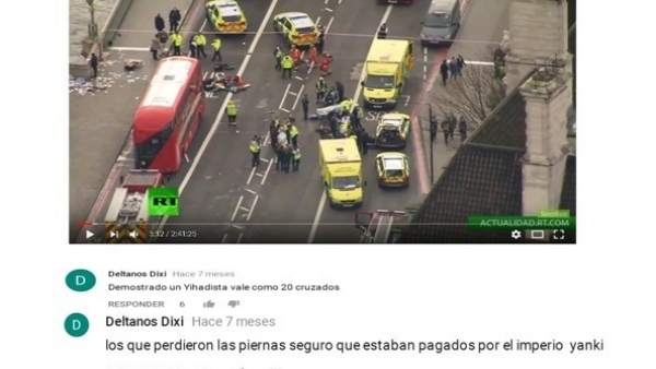 Detingut un espanyol a Elx per enaltir els atemptats de l'ISIS i humiliar a les víctimes en xarxes socials