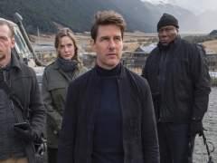 Tom Cruise, en Abu Dabi rodando otra 'Misión Imposible'