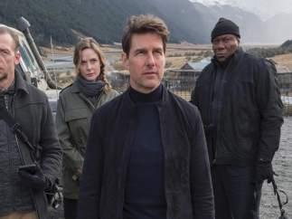 Tom Cruise en  Misión Imposible: Fallout