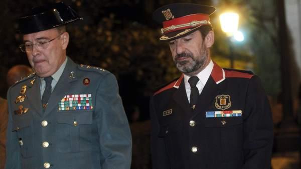 Ferran López y Diego Perez de Los Cobos