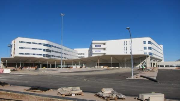 Nuevo Hospital De Cáceres