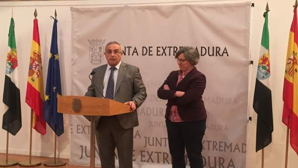 Alejandro Blanco y Leire Iglesias