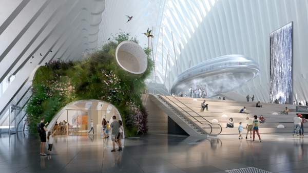 """València descobreix el Caixaforum que """"donarà vida"""" a l'espai buit de l'Àgora amb """"cèl·lules culturals i lúdiques"""""""