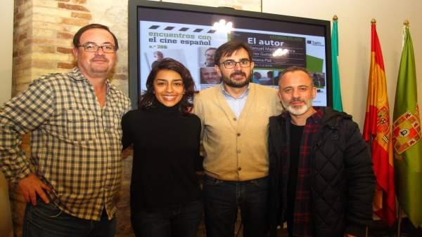 Los Encuentros con el Cine Español trae a las pantallas de Jaén 'El autor'