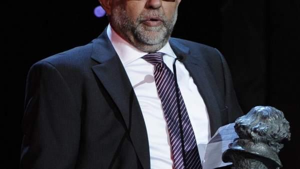 Reyes Abades, especialista en efectos especiales