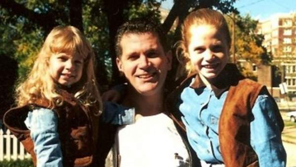 John Battaglia asesina a sus hijas.