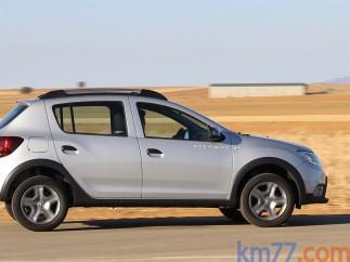 3- Dacia Sandero