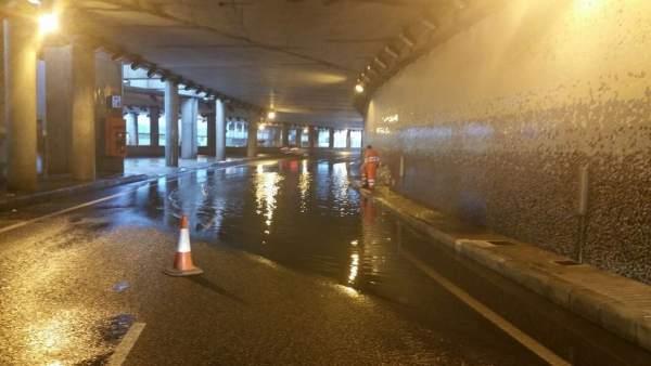 Les pluges deixen 23 litres per metre quadrat a la Comunitat Valenciana