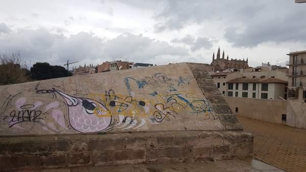 Degradación del Patrimonio de Mallorca