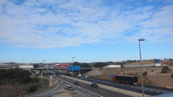Carreteras de Murcia, autovía, nudo de Espinardo