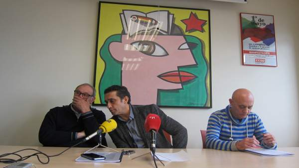 Andrés y López Inclán explican la reunión con Fomento sobre el corredor