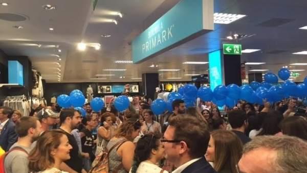 Inauguración Primark