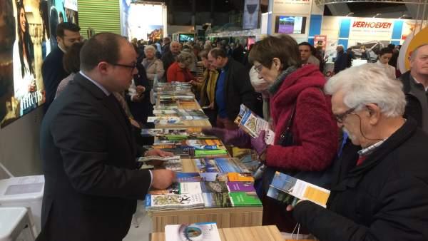 'Costa De Almería' Participa Estos Días En El 'Salon Des Vacances' De Bruselas.
