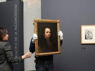Autorretrato Goya Museo Lázaro Galdiano