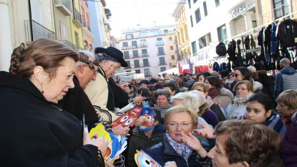 Nota Y Unas Imágenes De La Feria De La Candelera