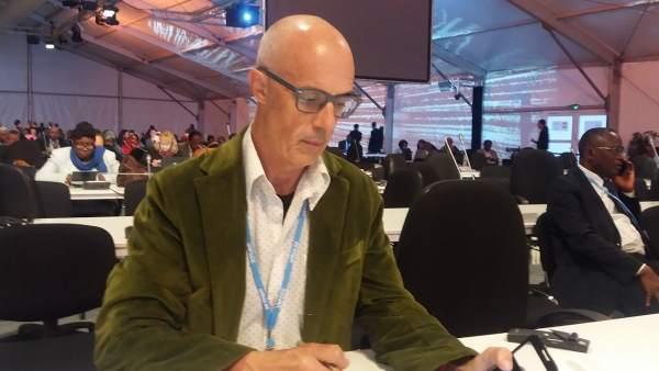 Julià Álvaro dimiteix com a coportaveu de la coalició Compromís