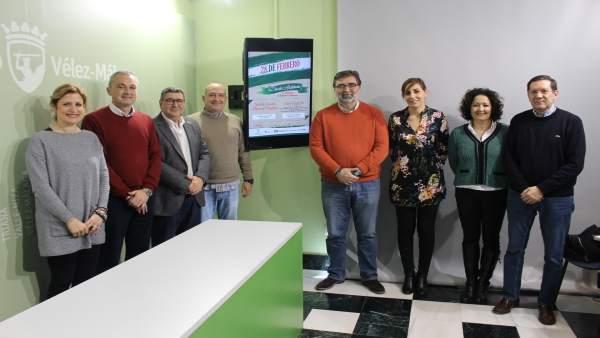 Np: Vélez Málaga Conmemora Con Diferentes Actos El Día De Andalucía Y El Cuarent