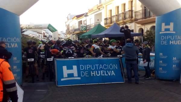 Segundo Desafío Andévalo 2 Bikes.
