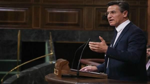 El diputado de Ciudadanos por Granada, Luis Salvador