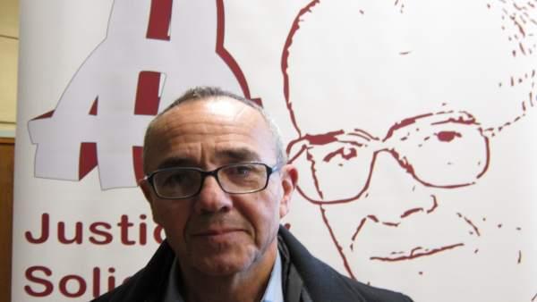 El Político Joan Coscubiela En Foro Cívico Porres