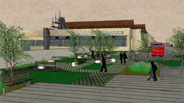 Proyecto de mejora de la Estación Marítima de Santander