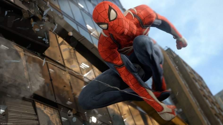 Foto Spider Man Los Mejores Videojuegos Que Van A Ver La Luz En 2018