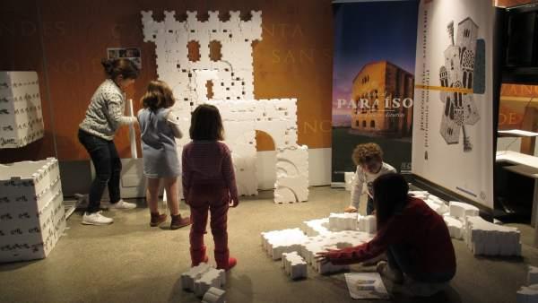 Centro de recepción del Prerrománico asturiano