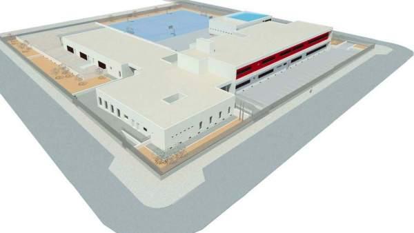 Proyecto de colegio en Cártama